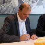 contract Ipse de Bruggen Newasco wasserij