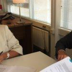 Magentazorg Newasco tekenen contract