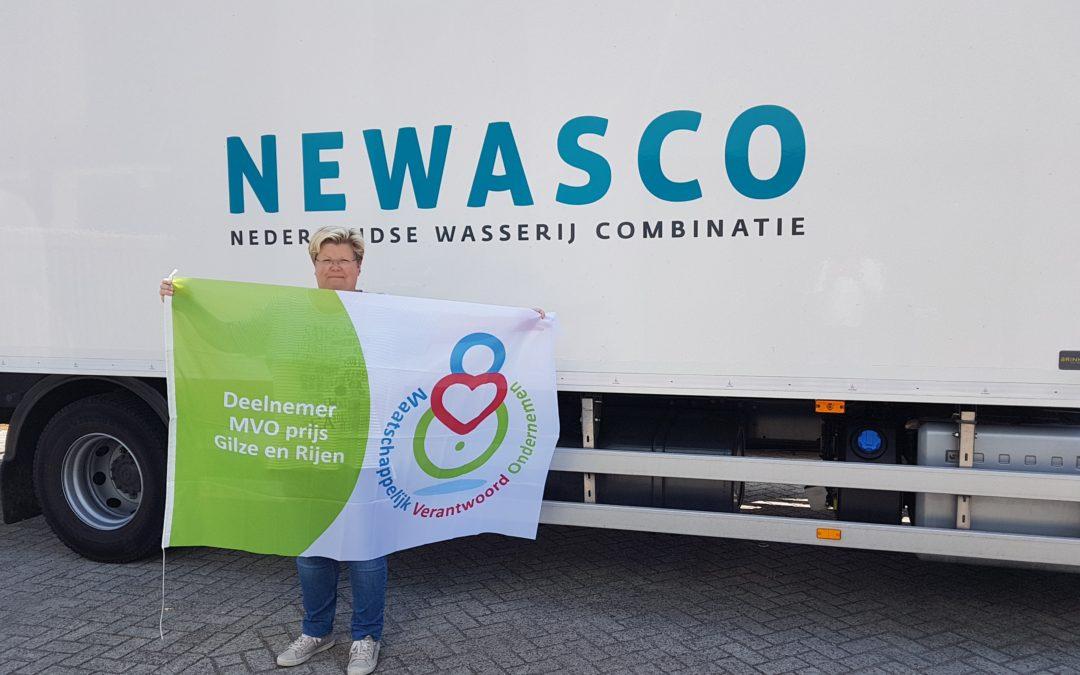 Newasco deelnemer MVO prijs Gilze en Rijen