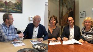 Nusantara en Rosa Spier tekenen bij Newasco