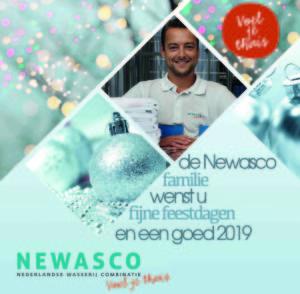 Kerstwens Newasco 2018