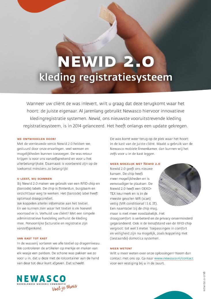 Flyer NewID