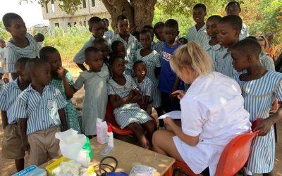 Newasco sponsort in Ghana