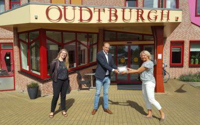 Oudtburgh 25 jaar klant Newasco
