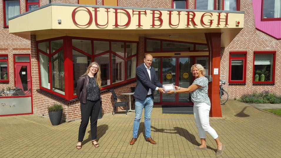 Magentazorg Oudtburgh 25 jaar klant Newasco