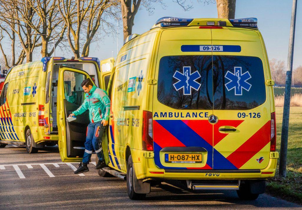 RAVU-ambulance