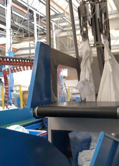 Sheetfighter robotiseert
